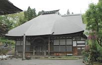 健命寺本堂