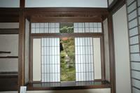 東求堂内の四畳半書院同仁斎